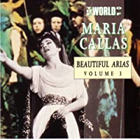 The World Of Maria Callas Beautiful Arias Vol.3 / Rescigno / Roh