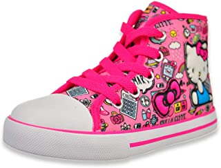 Hello Kitty Lil Avery Hi-Top Sneakers