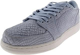 Nike Boys Air Jordan 1 Retro Low NS BG Embossed Low Top Fashion Sneakers