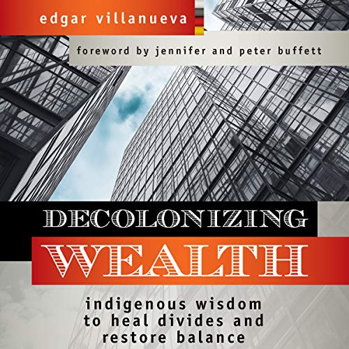 Couverture de Decolonizing Wealth