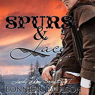 Spurs and Lace audiobook cover art