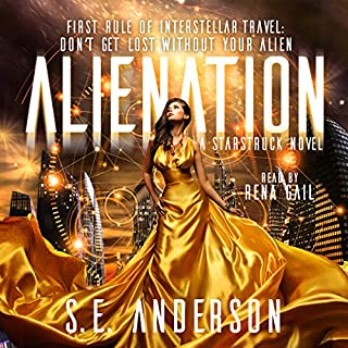 Alienation audiobook cover art