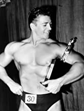 Posterazzi Mickey Hargitay Who Has Just Won The Amateur Mr. Universe Contest in London 1955 Photo Poster Print (16 x 20)