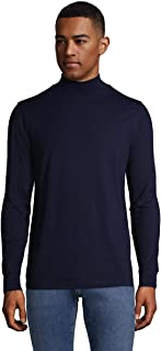 Sponsored Ad - Lands' End Men's Super-T Mock Turtleneck