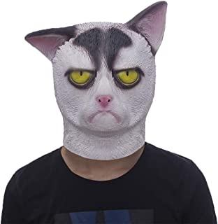 Best grumpy cat mask Reviews