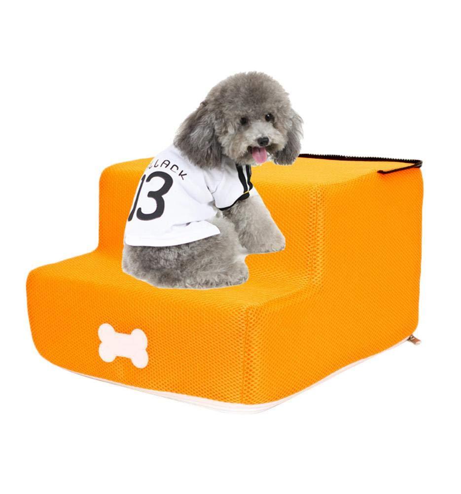 Escalera de perro, escalera de animales de compañía, escalera de escalera para mascotas, malla, 2 layer G: Amazon.es: Hogar