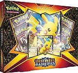 Pokémon EB04.5 : Coffret Pikachu-V-Destinées Radieuses-Jeu de Cartes à Collectionner, POK45FEV01