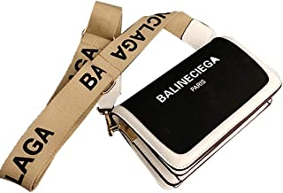 Hot Selling!!!♛HYIRI Simple Small Bag ,Female Wild Flap Wide Shoulder Strap Shoulder Messenger Bag