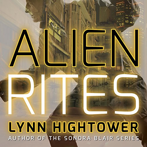 Alien Rites  audiobook cover art