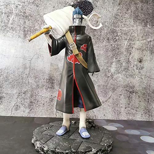 HYKCSS Hoshigaki Kisame Isa Versión Modelo Decorativo de Juguete de Escultura de muñeca, Que Mide 28 cm de Alto