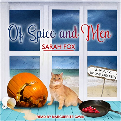 Of Spice and Men audiobook cover art