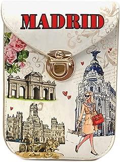 OH Fashion Crossbody Handbag Elegant Madrid