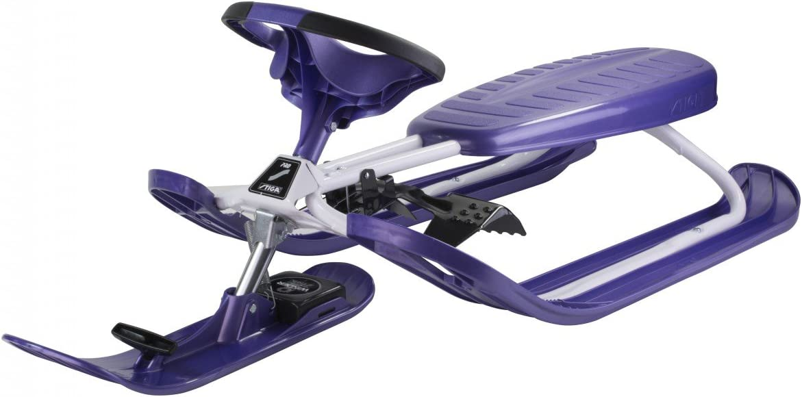 Rennschlitten – Stiga Snow Racer Color Pro Violett