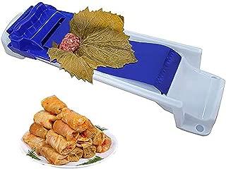 Dolma Sarma Sushi Rolling Machine - Vegetable Meat Rolling Tool Dolmer Magic Roller Stuffed Grape Cabbage Leave Grape Leaf Machine Moedor De Carne