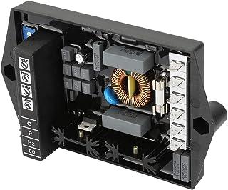 Accesorio de generador retardante de llama DC 30V Motor Generador Regulador de voltaje Controlador Estabilizador eléctrico para generadores monofásicos y trifásicos Eléctrico