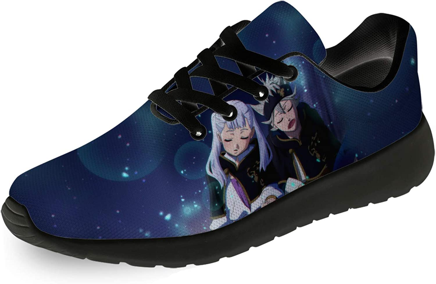 ADIGOW Mens Womens Ranking TOP1 Japanese Anime Shoes Ranking TOP7 Mesh lace-u Personalited