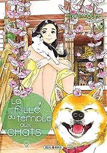 La Fille du Temple aux Chats Edition simple Tome 9