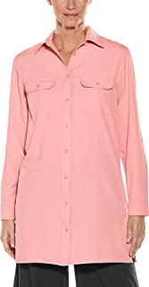 UPF 50+ Women's Santorini Tunic Shirt - Sun Protective