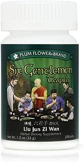 Six Gentlemen Teapills (Liu Jun Zi Wan), 200 ct, Plum Flower 1.2 OZ