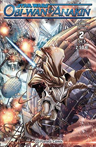 Star Wars Obi-Wan and Anakin nº 02/05 (Star Wars: Cómics Grapa Marvel)