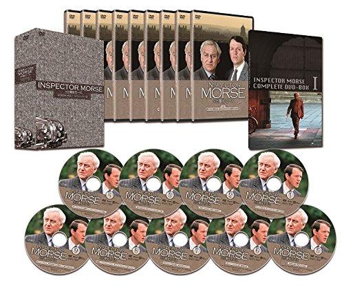 主任警部モース 完全版DVD-BOX1