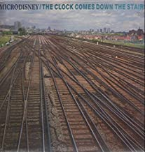 microdisney the clock comes down the stairs