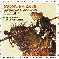Monteverdi;Eighth Book of Madr