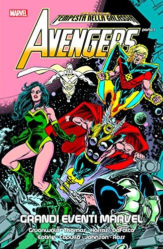 Operazione: tempesta nella galassia. Avengers (Vol. 1)