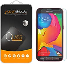 (2 Pack) Supershieldz for Samsung (Galaxy S5 Sport) Tempered Glass Screen Protector, Anti Scratch, Bubble Free