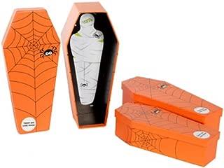 halloween coffin treat boxes