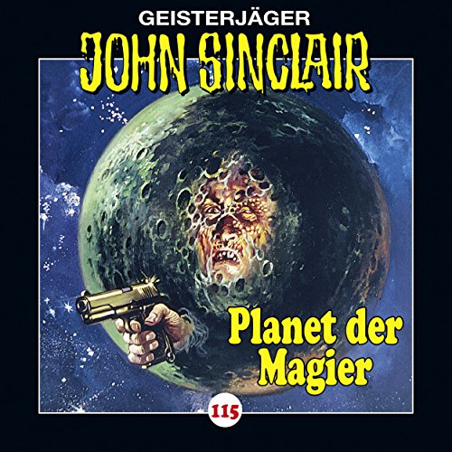 Der Planet der Magier audiobook cover art