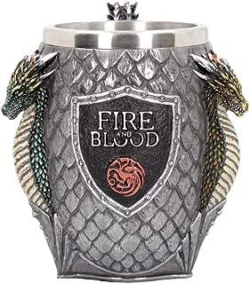 House Targaryen Tankard 14cm - Collectible Mug