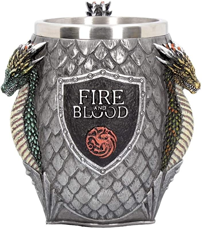 House Targaryen Tankard 14cm Collectible Mug