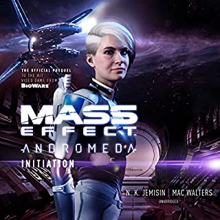 Mass Effect: Initiation cover art