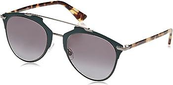 Dior Grey Gradient Round Sunglasses
