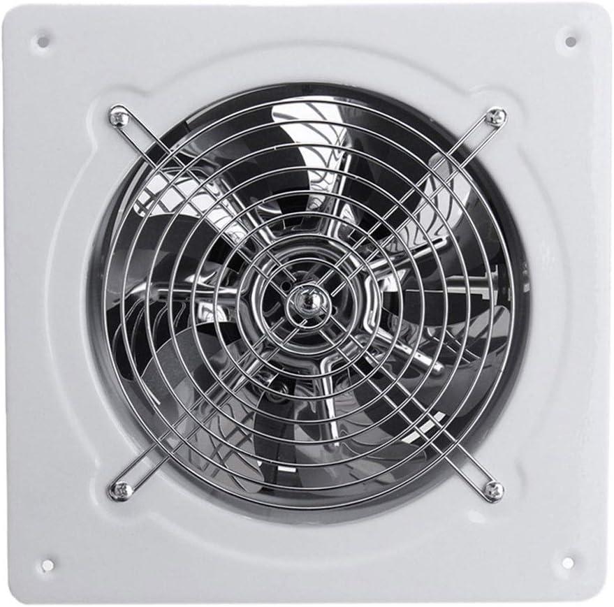 ZSQAW 4 Inch 20W 220V High Speed Exhaust Fan Toilet Kitchen Bath