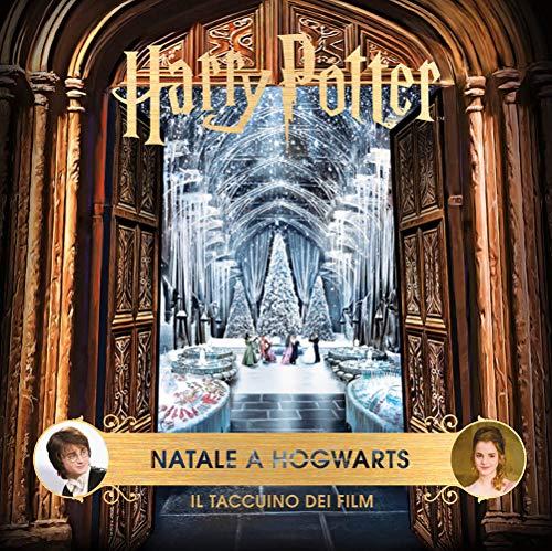 Harry Potter. Natale a Hogwarts. Il taccuino dei film. Ediz. illustrata