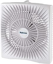Holmes 10-inch Personal Size Box Fan, HABF120W (Renewed)