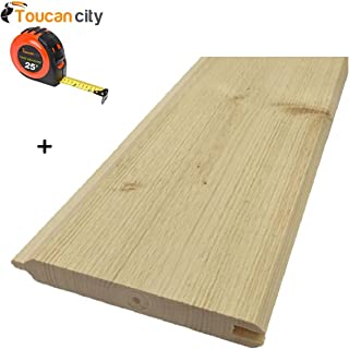 Best 1x6 knotty pine tongue and groove Reviews