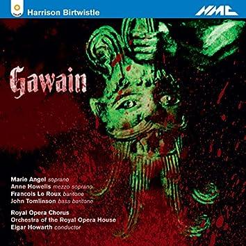 Harrison Birtwistle: Gawain (Live)
