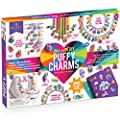 Craft-tastic - Fun with DIY Puffy Charms - Makes 136 Charms! - Decorate Bracelets, a Necklace, Pencil Toppers, & More!