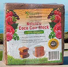 Nature's Premium Coco Coir 11-Pound Block