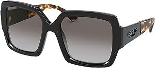 نظارات شمسية من برادا باطار اسود PR 21 XS 1AB0A7
