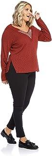 Blusa Tricot Feminina Secret Glam