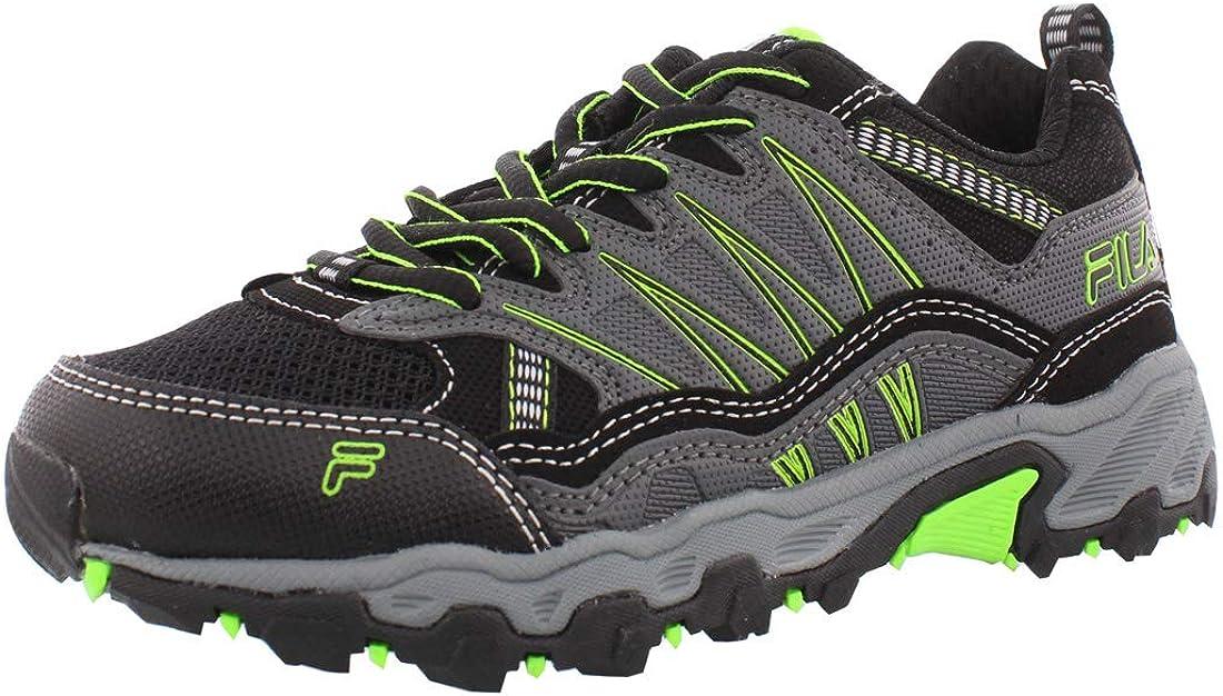 Fila Boys at Peake 21 Trail Running Shoes