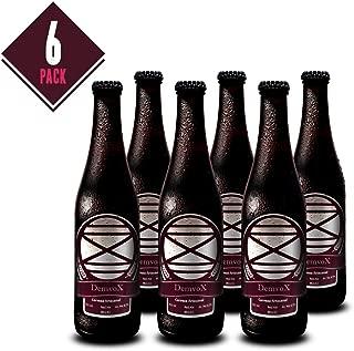Cerveza Demvox estilo Red Ale 6 pack 355 ml