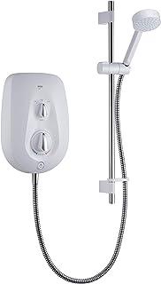 Mira Showers 1.1788.004 Vie 8.5 kW Electric Shower - White/Chrome