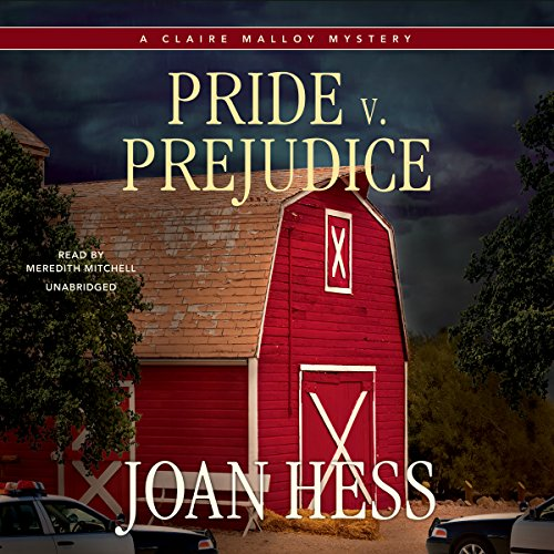 Pride v. Prejudice audiobook cover art