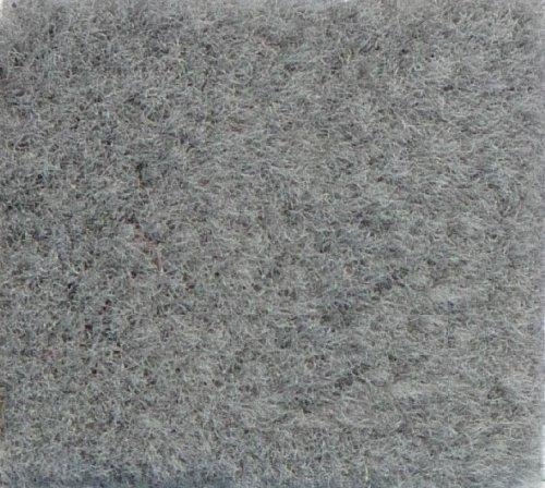 6' x 12' 20oz Marine Grade Boat Carpet - Silver