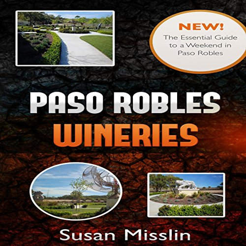 Paso Robles Wineries audiobook cover art
